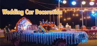 Creative Wedding Car Decorations for Wedding Occasion - Car Decoration Ideas