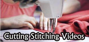 Cutting Stitching Video in Hindi Step by Step - Learn Tailoring Course at Home