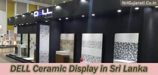 DELL Ceramic Display/Stall in Colombo Sri Lanka International Exhibition 2015 - Latest Design Photos