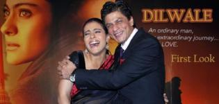 DILWALE Movie 2015 First Look Release Photos - Upcoming Film of Shah Rukh Khan and Kajol Devgan