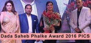 Dada Saheb Phalke Film Foundation Awards 2016 Photos - Pics/Pictures