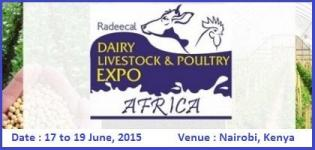 Dairy Livestock and Poultry Africa Expo 2015 at Nairobi Kenya