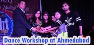 Dance Learning Workshop Arrange by MDC Event Company in Your City Ahmedabad