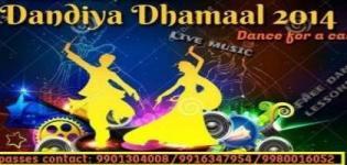 Dandiya Dhamaal 2014 at RPA Collage Bangalore - Navratri Raas Garba in RPA Collage Bangalore