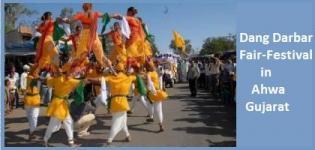 Dang Darbar Fair in Ahwa - Dang Darbar Festival Gujarat