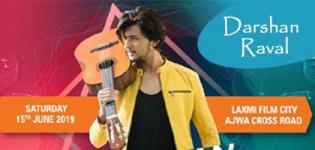 Darshan Raval Live Concert 2019 in Vadodara at Laxmi Film City Baroda