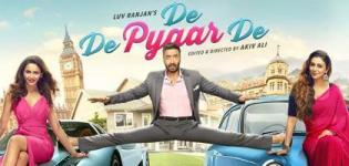 De De Pyaar De Movie 2019 - Release Date and Star Cast Crew Details
