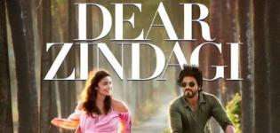 Dear Zindagi Hindi Movie 2016 - Release Date and Star Cast Crew Details