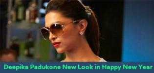 Deepika Padukone New Look in Happy New Year