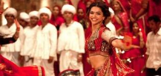 Deepika Padukone Chaniya Choli in Ram Leela - Kutchi Gamthi Look in Designer Traditional Lehenga