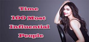 Deepika Padukone Featured in the List of Time 100 Most Influential People 2018