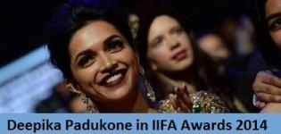 Deepika Padukone in IIFA Awards 2014 Images - Latest Photos New Pics from TAMPA Bay USA