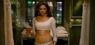 Deepika Padukone in White Dress in Ram Leela Movie - Traditional Look in Modern Outfits
