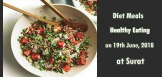 Diet Meals Learning Workshop - Healthy Eating Workshop Arranged in Surat