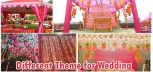Different Theme Ideas for Indian Wedding - Themes that Totally Smash for Wedding