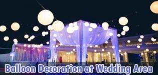 Different Ways of Balloons Decoration in Wedding Occasion - Incredible Ideas for Decoration