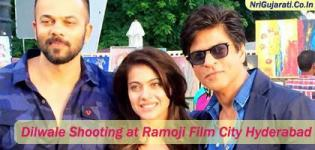 Dilwale Movie 2015 Shooting Location in Ramoji Film City - Movie Dilwale Shooting Place Pics at RFC Hyderabad