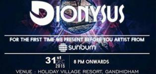 Dionysus 31st December 2015 Eve Party in Gandhidham at Presents by Deveathon