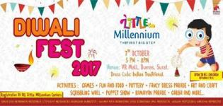 Diwali Fest 2017 in Surat - Children Event at Vr Mall Dumas on 7th October