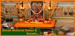 Diwali Muhurat 2017 - Diwali Puja Pujan Shubh Muhurat 2017