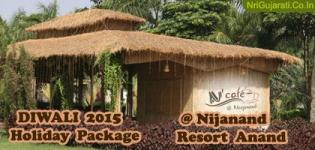 Diwali Package 2015 for Neejanand Luxurious Resort and Spa Nadiyad Gujarat India