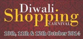 Diwali Shopping Carnival 2014 - Exhibition Cum Sale in RAJKOT on 10-11-12 October