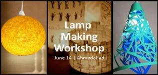 Do It Yourself - Beautiful and Attractive Lamp Making Workshop in Ahmedabad