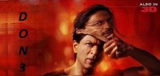 Don 3 Hindi Movie Release Date 2015 � Don 3 Bollywood Film Release Date