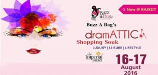 DramATTIC Shopping Souk 2016 at Imperial Palace Hotel Rajkot - Date and Details