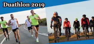 Duathlon 2019 Cycling and Running Marathon in Baroda - Date and Venue Details