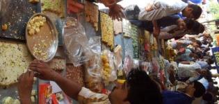 Dussehra Festival Special Sweets in Gujarat India - Sweet Shops on Vijaya Dashami