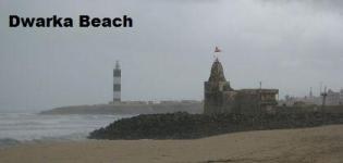 Dwarka Beach in Gujarat India - Information of Beyt Dwarka Beach