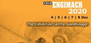 ENGIMACH 2019 Gandhinagar at The Exhibition Centre from 4th to 8th December