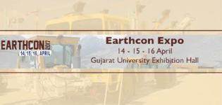 Earthcon Expo 2017 in Ahmedabad at Gujarat University Convention Centre