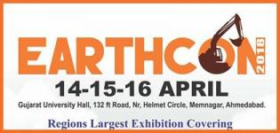 Earthcon Expo 2018 in Ahmedabad at Gujarat University Exhibition Hall