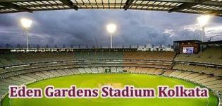 Eden Gardens Stadium VIVO IPL 2017 Match Schedule - Kolkata Knight Riders Home Ground