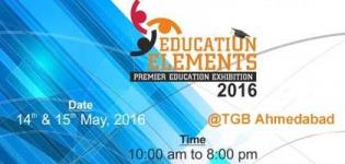 Education Elements 2016 Exhibition in Ahmedabad at The Grand Bhagwati Hotel