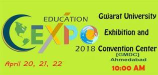 Education Expo 2018 Ahmedabad - Exhibition and Convention Center Event Details