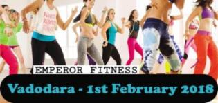 Emperor Fitness 2018 for Health and Wellness in Vadodara Date and Time Details