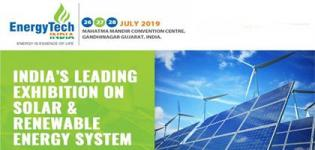 Energy Tech India Expo 2019 in Gandhinagar at Mahatma Mandir Convention Centre