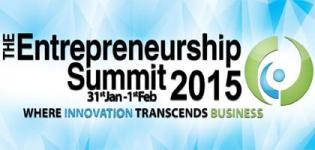 Entrepreneurship Summit 2015 in Mumbai at IIT Bombay by The Entrepreneurship Cell