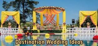 Exotic Destination Wedding in India - Ideas for Destination Wedding Occasion