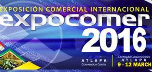 Expocomer 2016 in Panama at Atlapa Convention Centre from 9 to 12 March