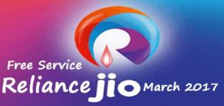 FREE JIO 4G Service Extended up to 31st March 2017 - Announced by Mukesh Ambani