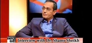 Face2Face Interview with Dr. Shams Sheikh - Expert Guide to Anti Aging
