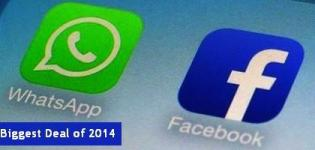 Facebook to Buy Whatsapp in $19Billion Latest News - Biggest Tech Deal of 2014