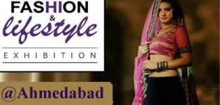 Fashion and Lifestyle Exhibition 2017 in Ahmedabad at Golden Glory Hall Karnavati Club