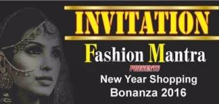Fashion Mantra New Year Shopping Bonanza 2016 in Rajkot at The Imperial Palace