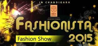 Fashionista 2015 - Fashion Show in Chandigarh with Modeling Competition