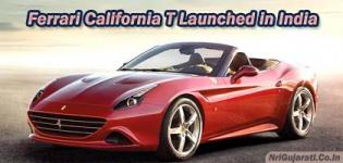 Ferrari California T Launched in India on 27th August 2015 - Price, Specifications and Performance